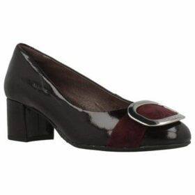 Stonefly  LESLIE 1 NAPLACK  women's Court Shoes in Brown