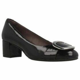 Stonefly  LESLIE 1 NAPLACK  women's Court Shoes in Black