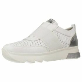 Stonefly  Spock 5 Bis  women's Slip-ons (Shoes) in White
