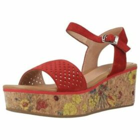 Stonefly  DIVA 4  women's Sandals in Red