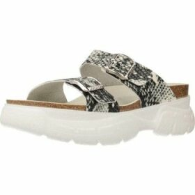 Genuins  G101815  women's Mules / Casual Shoes in Other