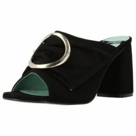 Angel Alarcon  19118 555  women's Mules / Casual Shoes in Black