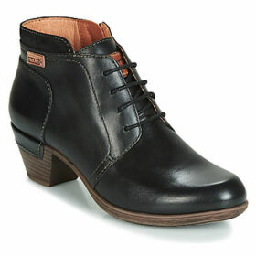 Pikolinos  ROTTERDAM 902  women's Low Ankle Boots in Black