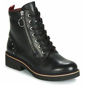 Pikolinos  VICAR W0V  women's Mid Boots in Black
