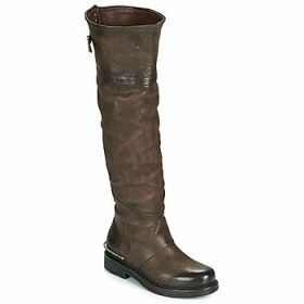 Airstep / A.S.98  BRET HIGH  women's High Boots in Brown