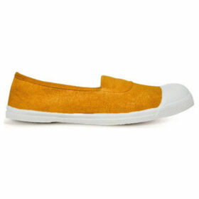 Bensimon  Elastic tennis  women's Shoes (Trainers) in Yellow