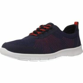 Clarks  STEP ALLENABAY  women's Shoes (Trainers) in Blue