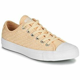 Converse  CHUCK TAYLOR ALL STAR - OX  women's Shoes (Trainers) in multicolour