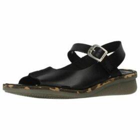Fly London  P144398000  women's Sandals in Black
