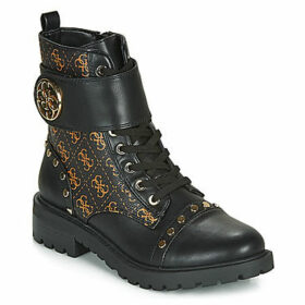 Guess  HEATHIRE  women's Mid Boots in Black