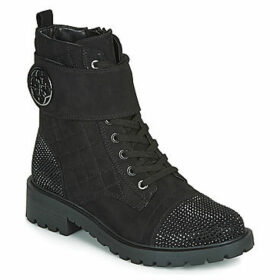 Guess  HEATHIRY  women's Mid Boots in Black