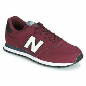 New Balance  500  women's Shoes (Trainers) in Purple
