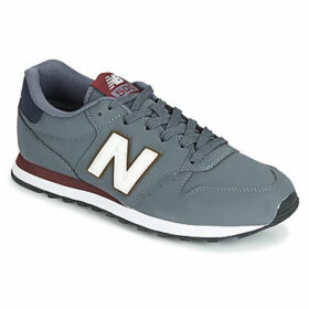 New Balance  500  women's Shoes (Trainers) in Grey