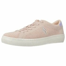 Skechers  GOLDIE DIAM0ND DUSTED  women's Shoes (Trainers) in Beige