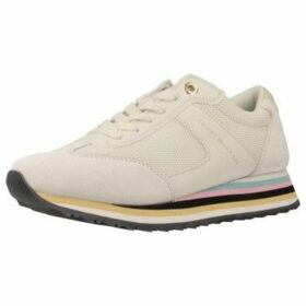 Tommy Hilfiger  FW0FW04263  women's Shoes (Trainers) in White