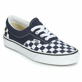 Vans  ERA  women's Shoes (Trainers) in Blue
