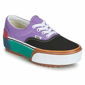 Vans  ERA STACKED  women's Shoes (Trainers) in Purple