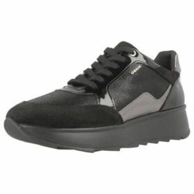 Geox  D GENDRY B.  women's Shoes (Trainers) in Black