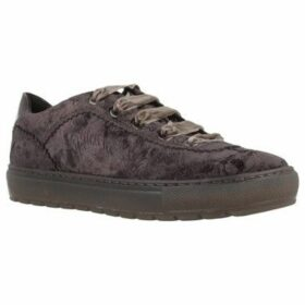Geox  D BREEDA  women's Shoes (Trainers) in Grey