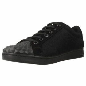 Geox  D JAYSEN  women's Shoes (Trainers) in Black