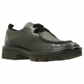 Geox  D QUINLYNN PLUS  women's Casual Shoes in Black