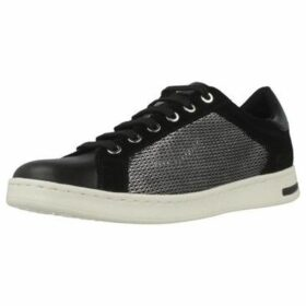 Geox  D JAYSEN A  women's Shoes (Trainers) in Black