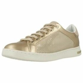 Geox  D JAYSEN A  women's Shoes (Trainers) in Gold