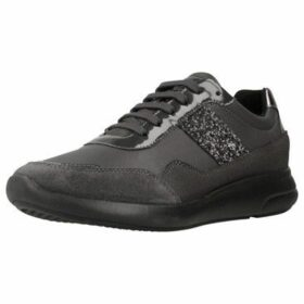 Geox  D OPHIRA C  women's Shoes (Trainers) in Grey