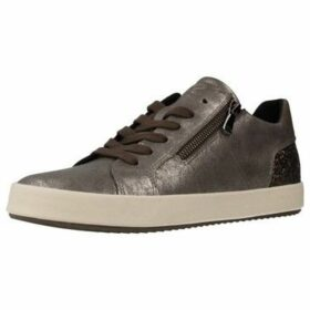 Geox  VEW D BLOMIEE  women's Shoes (Trainers) in Grey