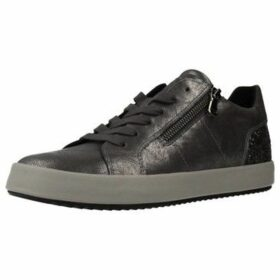 Geox  D946HA  women's Shoes (Trainers) in Grey