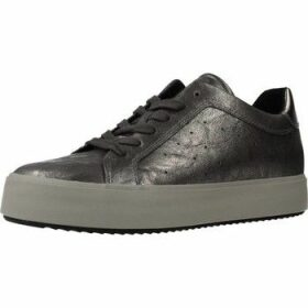 Geox  D94DZB  women's Shoes (Trainers) in Grey