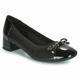 Geox  D CHLOO MID  women's Court Shoes in Black
