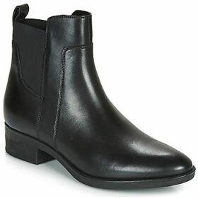 Geox  D FELICITY  women's Mid Boots in Black