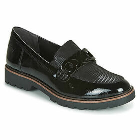 Tamaris  BADAM  women's Loafers / Casual Shoes in Black