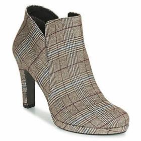 Tamaris  LYCORIS  women's Low Ankle Boots in Brown
