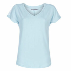 Only Play  ONPPARADISE  women's T shirt in Blue