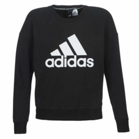 adidas  EB3817  women's Sweatshirt in Black