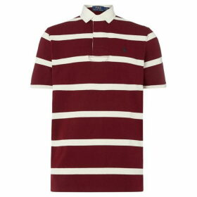 Ralph Lauren Striped Rugby