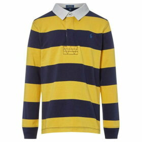 Ralph Lauren Small Block Stripe Rugby