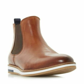 Bertie Chasten Wedge Sole Chelsea Boots