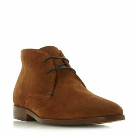 Dune Mansfield 3 Eye Chukka Boots