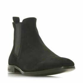 Dune Mayweather Chisel Toe Chelsea Boots