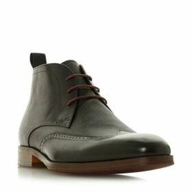 Dune Malone Formal Brogue Chukka Boots
