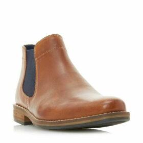 Dune Cilantro Chelsea Boots