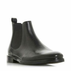 Dune Mentors Metal Heel Detail Boots