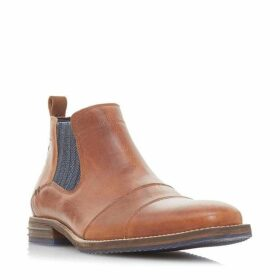 Dune Comiston Double Toecap Boots