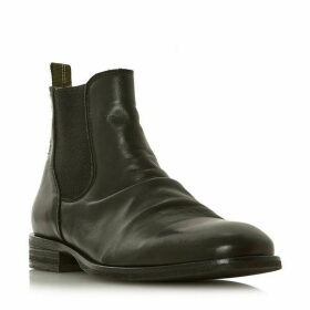 Bertie Cage. Pinched Gusset Chelsea Boots