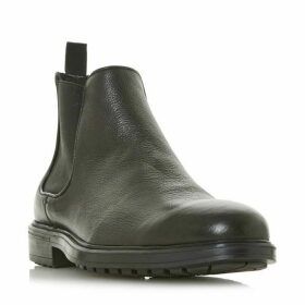 Dune Manchego Chunky Sole Chelsea Boots