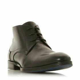 Dune Mathew H Leather Chukka Boots