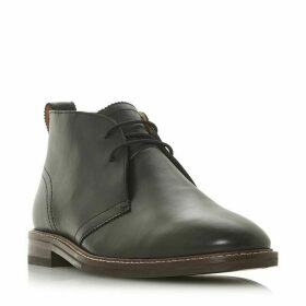 Dune Cech Lace Up Chukka Boots